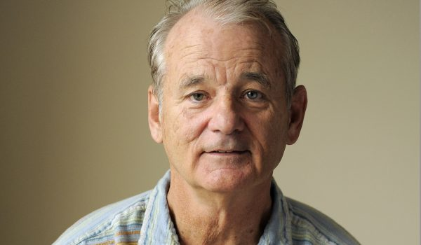 FILE - This Sept. 9, 2012 file photo shows Bill Murray posing for a portrait at the 2012 Toronto Film Festival in Toronto. The John F. Kennedy Center for the Performing Arts announced Monday, June 13, 2016, that Murray, 65, will be this year's recipient of the Mark Twain Prize for American Humor. Murray will accept the prize at an Oct. 23 gala at the Kennedy Center. (Photo by Chris Pizzello/Invision/AP, File)