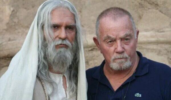 «جیانتو د روسی -چهرهپرداز چهره فیلم محمد رسولالله(ص) مجید مجیدی