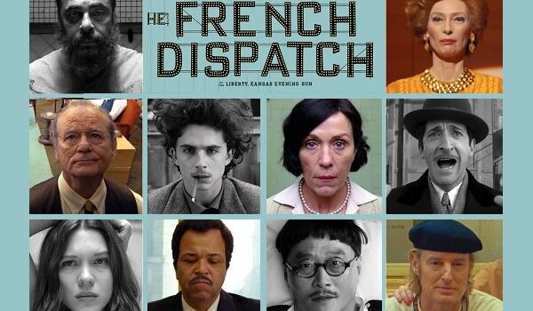 «گزارش فرانسوی» فیلم وس اندرسون