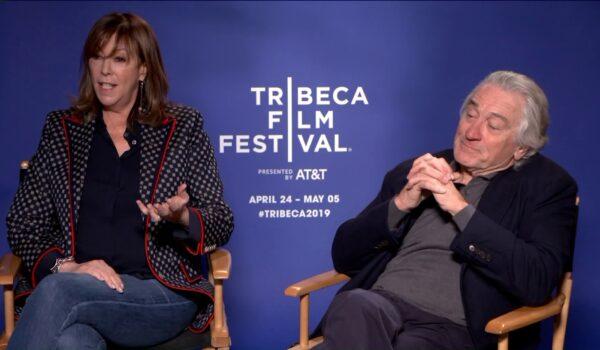 رابرت دنیرو و جین رزنتال - جشنواره فیلم ترایبکا -