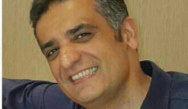 امیر علیبیک مدیر انتشارات مروارید