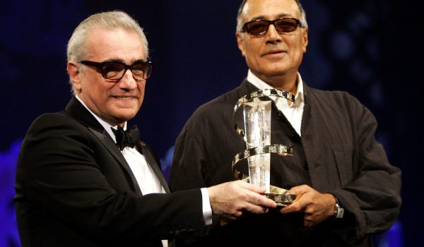 عباس کیارستمی - مارتین اسکورسیزی