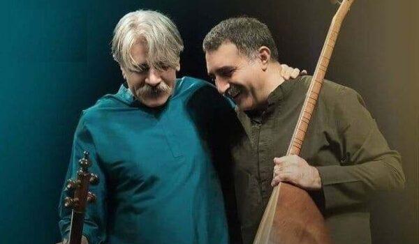کنسرت آنلاین (برخط) کیهان کلهر نوازنده بینالمللی به همراهی «اردال ارزنجان» نوازنده اهل ترکیه