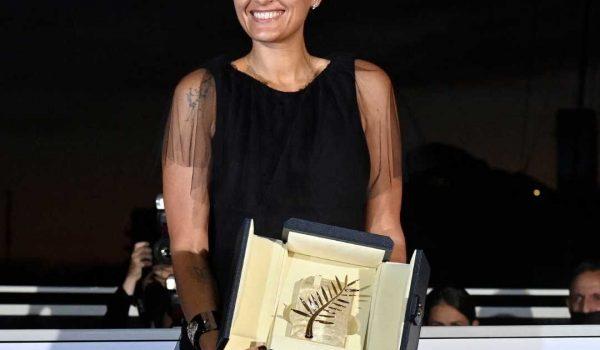 ژولیا دوکورنو برنده نخل طلا برای فیلم فرانسوی «تیتان»