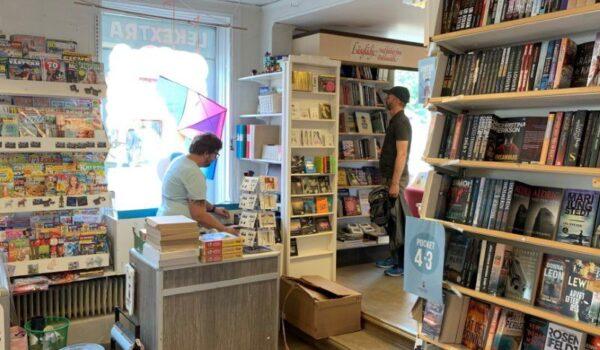 بازار کتاب در سوئد