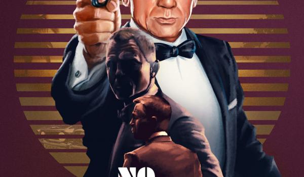 زمانی برای مردن نیست - دنیل کریگ - جیمز باند