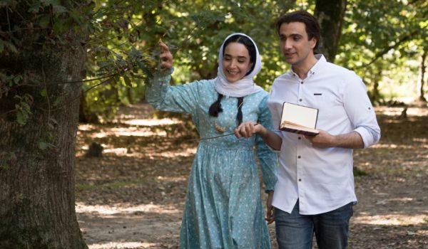 محمدرضا فروتن و سمانه نصری در عاشقانه «دختری با لباس ارغوانی»