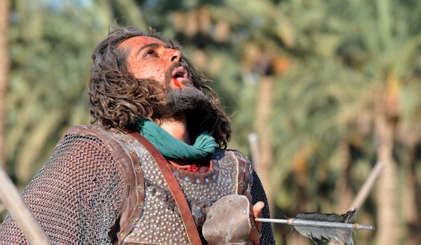 بهادر زمانی، بازیگر نقش «عباسبنعلی» فیلم «رستاخیز»